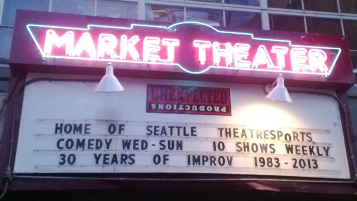 The Market Theater / Foto: Claudia Hoppe
