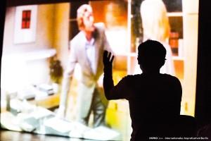 Michael Caine synchronisisert von Calle Stenlund (Foto: Matthias Fluhrer - www.flupix.de)
