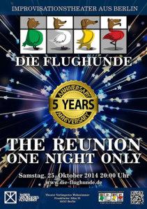 Flughunde 5 Jahre