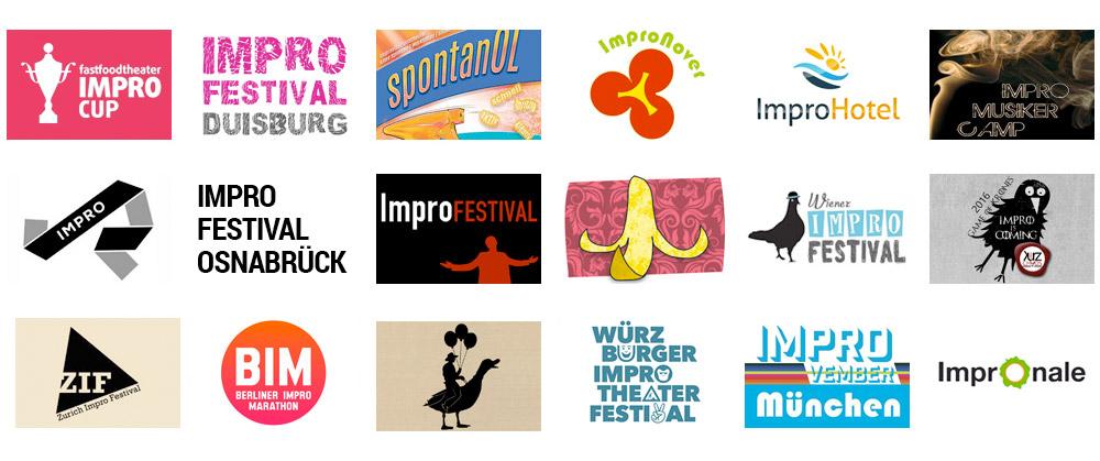 Impro-Festivals 2016