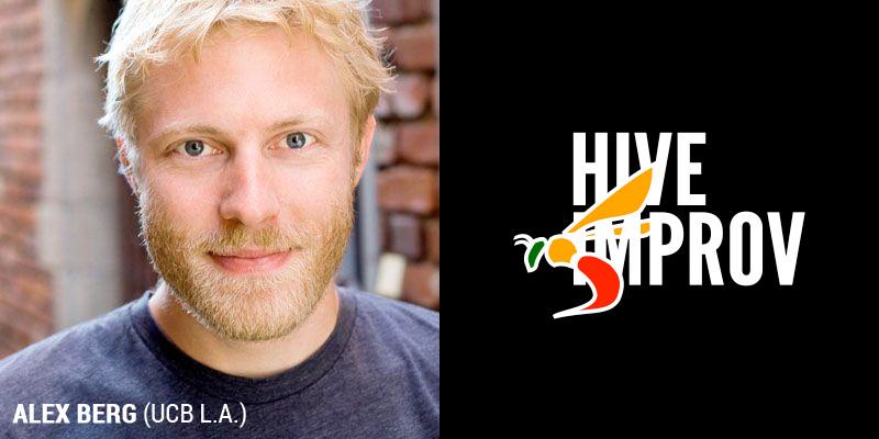 Alex Berg & hive improv