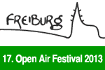 17. Open Air Festival 2013 Freiburg