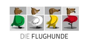 Logo: Die Flughunde