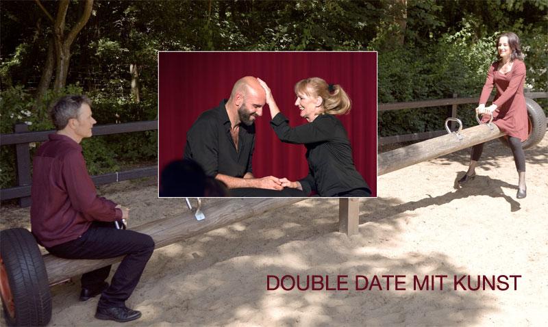 Double Date mit Kunst