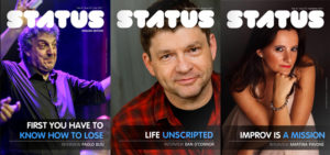 Status Magazine English Issues